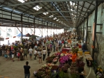 View of Eveleigh Markets from above