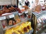 Eumundi Smokehouse stall at Eveleigh Markets