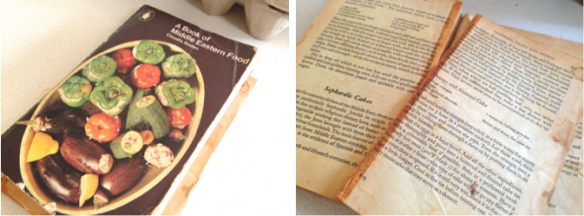 The book of middle eastern food
