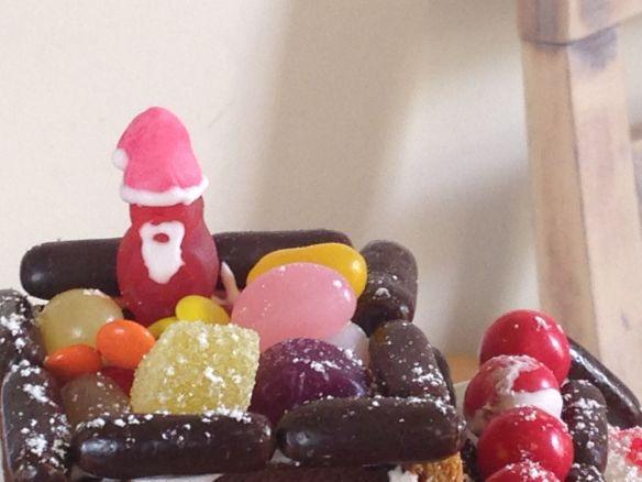 jelly baby santa